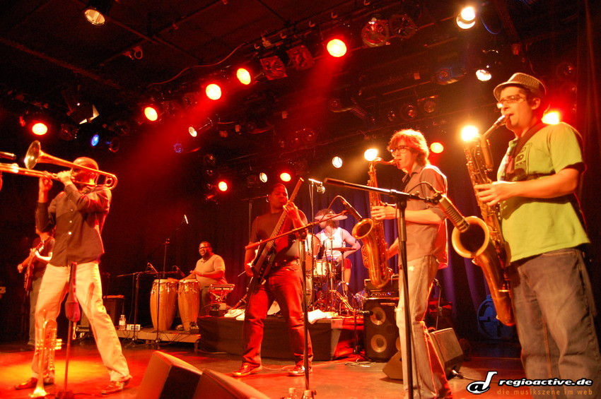 Trombone Shorty (live in Mannheim, 2011)